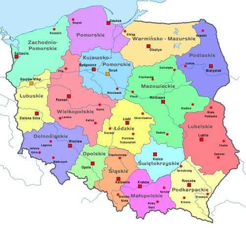 Lengyelorszag Terke Pe